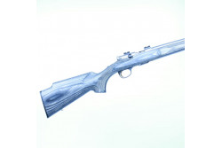 USED BROWNING T-BOLT LAMINATE STAINLESS 17 HMR 16