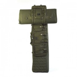 AIM SCOUT 50 DRAGBAG/MAT GREEN