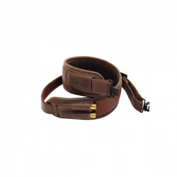 BLASER  RIFLE SLING BROWN LEATHER