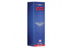 CCI SMALL RIFLE PRIMERS BR-4