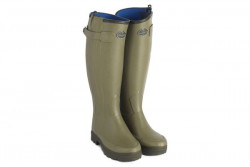 NEW LE CHAMEAU CHASSEUR NEOPRENE BOOT LADIES 8