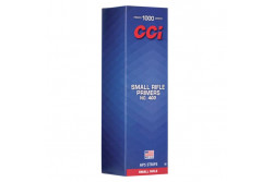 CCI SMALL RIFLE PRIMERS NO.400