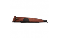 NEW CROOTS ROSEDALE BIPOD RIFLE SLIP WITH FLAP AND ZIP FOX TAN