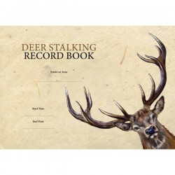 SIMPSON BROTHERS DEER STALKING RECORD BOOK