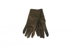 NEW HARKILA POWER STRETCH GLOVES WILLOW GREEN