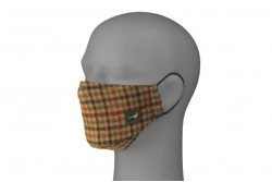 NEW LAKSEN TWEED FACE MASK