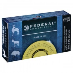 FEDERAL 270 WIN 130 GRAIN SOFT POINT