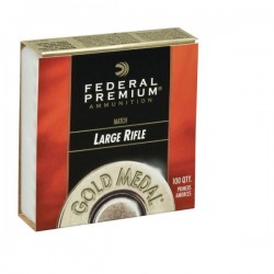 FEDERAL LARGE RIFLE MATCH PRIMERS 210M