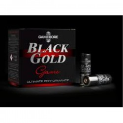 GAMEBORE BLACK GOLD 12G 30 GRAM 5 FIBRE