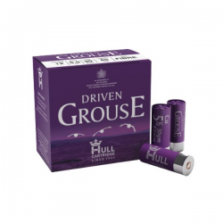 HULL DRIVEN GROUSE 12G  6 32 GRAM