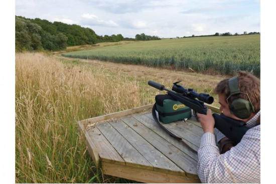 NEW SIMPSON BROTHERS RIFLE SHOOTING EXPERIENCE
