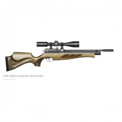 AIR ARMS S410 SUPERLITE  GREEN
