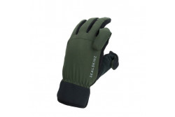 SEALSKINZ SPORTING GLOVE OLIVE