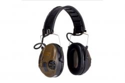 NEW 3M PELTOR SPORTTAC ELECTRONIC EARMUFF